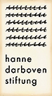 hanne darboven stiftung - Logo